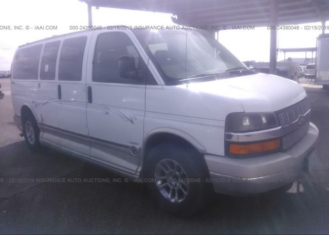 2005 chevy express van g1500