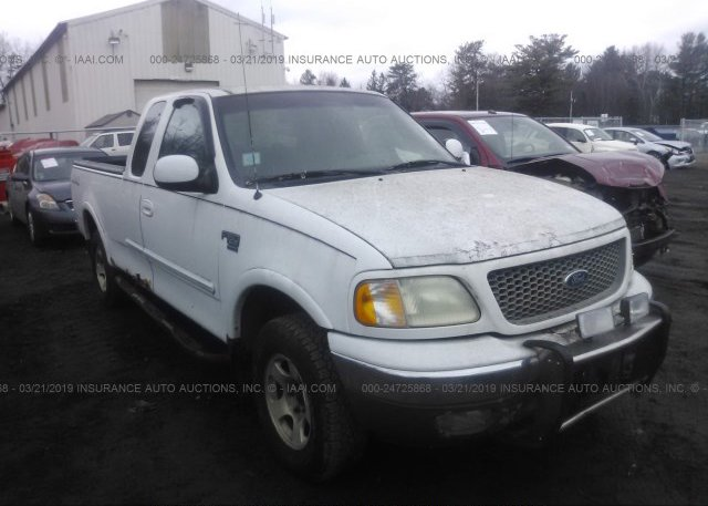Inventory #936453003 2001 FORD F150