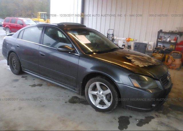 Inventory #483718434 2005 Nissan ALTIMA