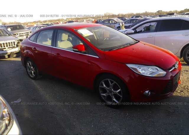 Inventory #113198154 2012 FORD FOCUS