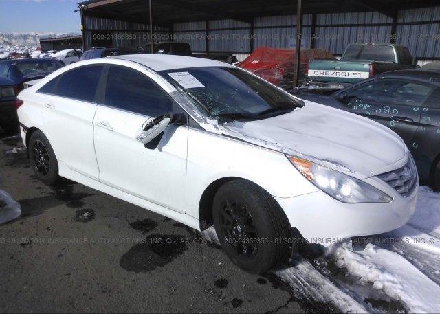 Inventory #204505073 2014 Hyundai SONATA