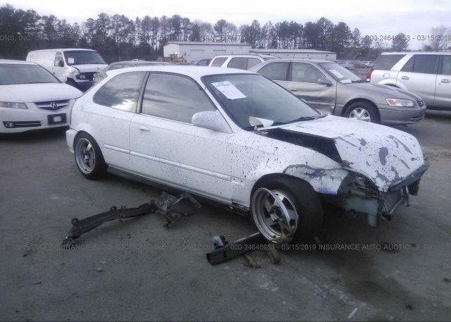 Inventory #843910862 1996 Honda CIVIC