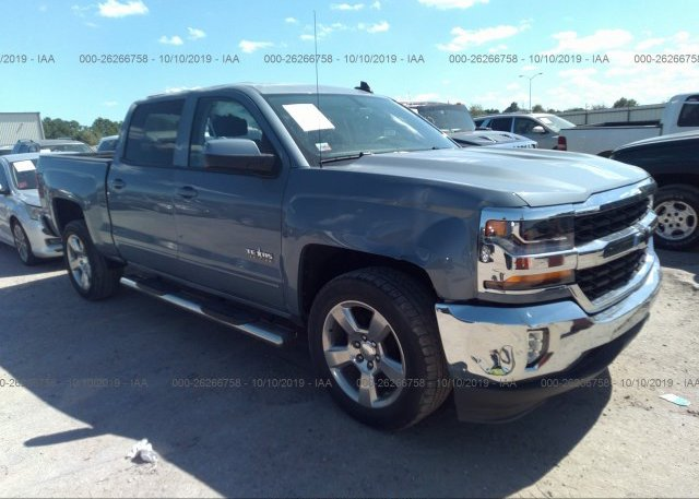 Inventory #691124429 2016 Chevrolet SILVERADO