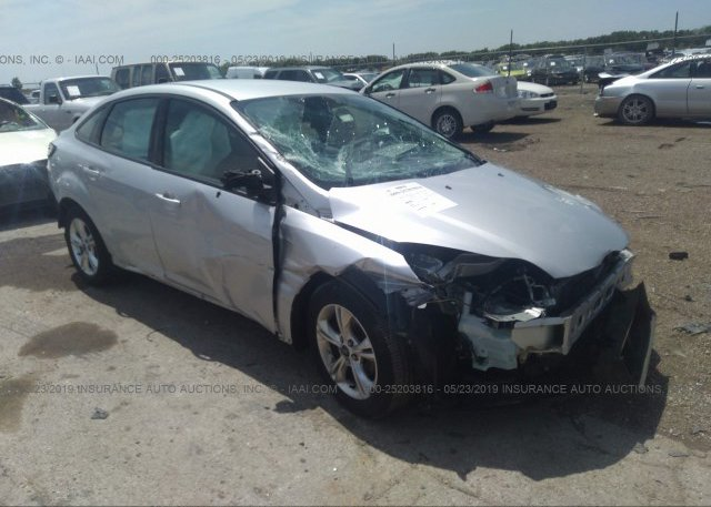 Inventory #394466908 2014 FORD FOCUS