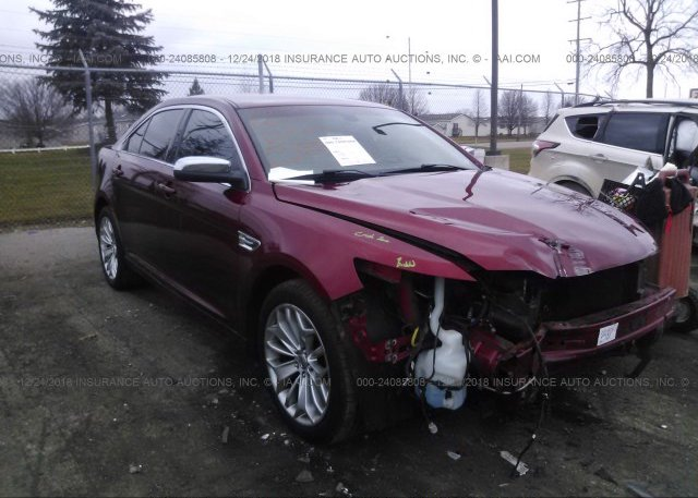 Inventory #527190992 2013 FORD TAURUS