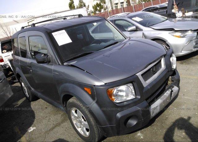 Inventory #888950824 2005 Honda ELEMENT
