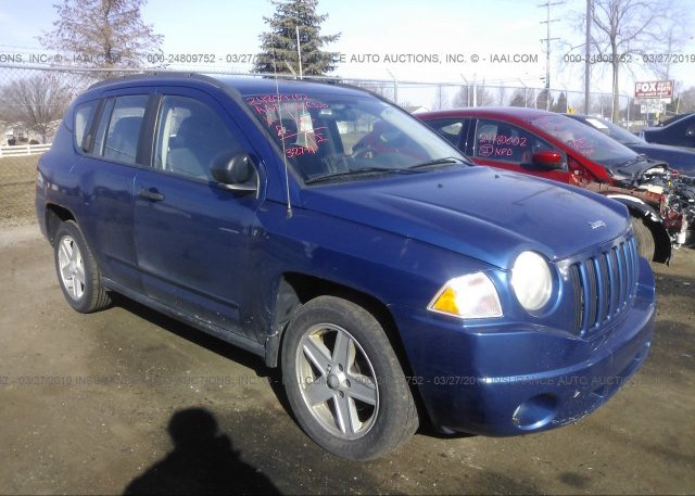 Inventory #721762518 2009 JEEP COMPASS