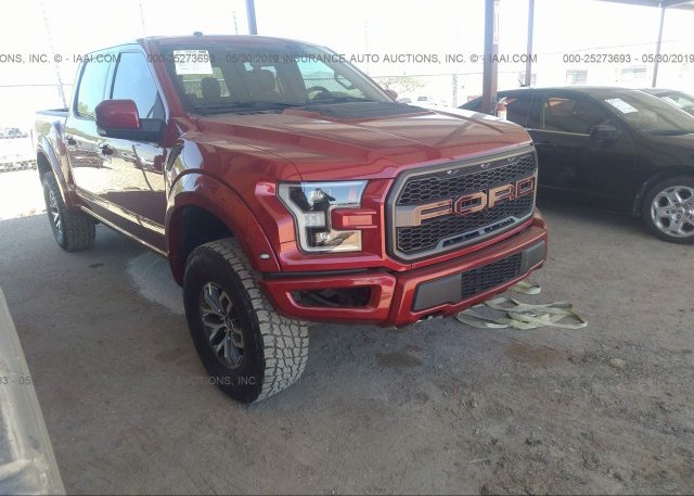 Inventory #798466544 2017 FORD F150