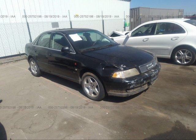 Inventory #439305825 1997 AUDI A4