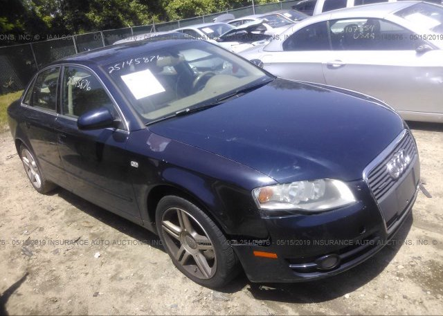 Inventory #636426763 2006 AUDI A4