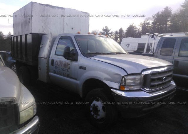 Inventory #379488194 2002 FORD F550