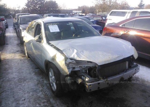 Inventory #321580346 2005 Chevrolet MALIBU