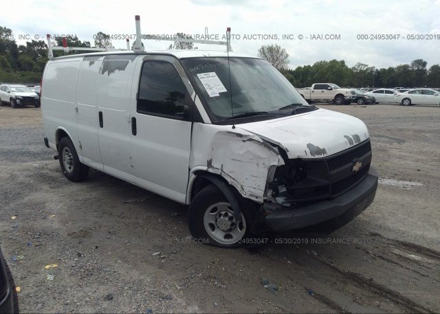 Inventory #663155494 2008 Chevrolet EXPRESS G2500
