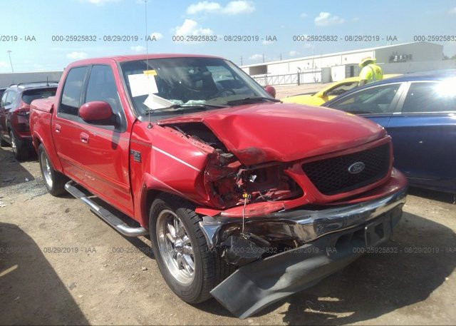 Inventory #232352621 2001 FORD F150