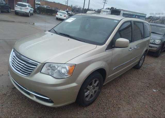 из сша 2011 CHRYSLER TOWN & COUNTRY 2A4RR5DG0BR768582