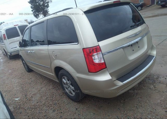 купить 2011 CHRYSLER TOWN & COUNTRY 2A4RR5DG0BR768582