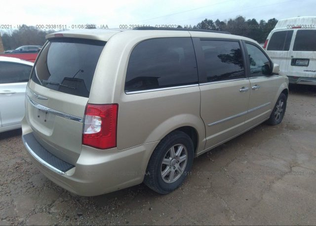 цена в сша 2011 CHRYSLER TOWN & COUNTRY 2A4RR5DG0BR768582