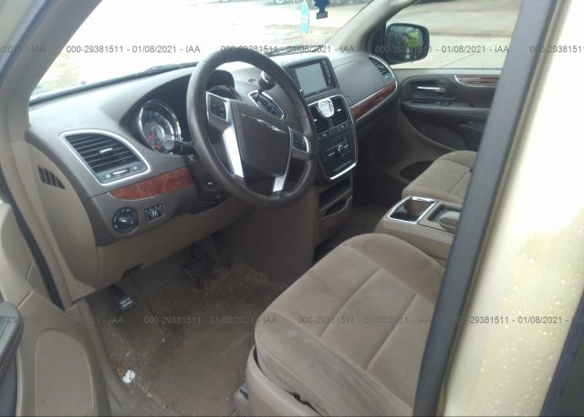 пригнать из сша 2011 CHRYSLER TOWN & COUNTRY 2A4RR5DG0BR768582