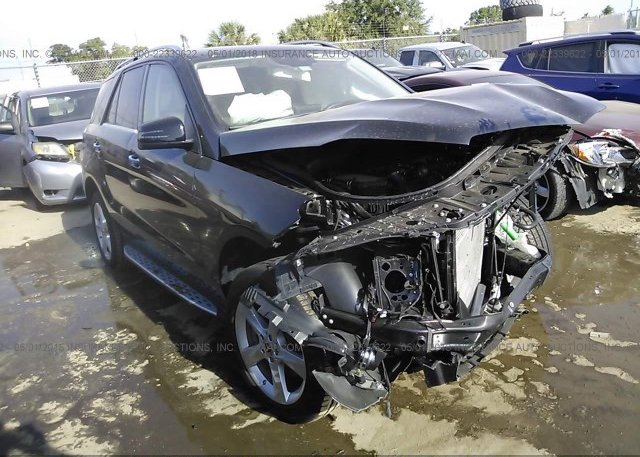 Inventory #724650466 2017 Mercedes-Benz GLE