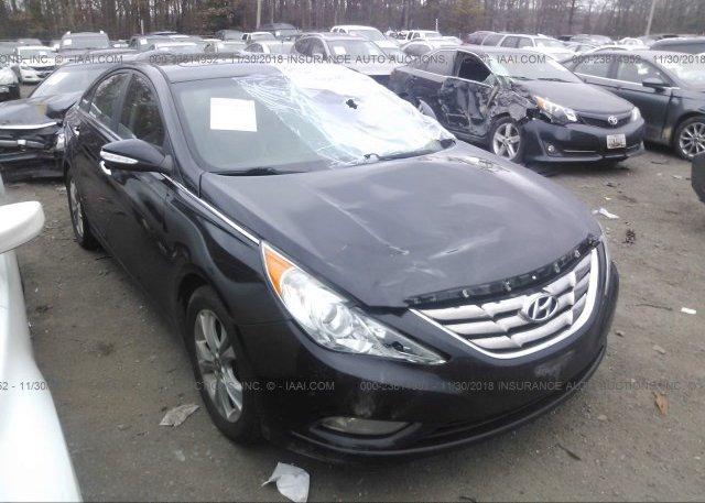 Inventory #646096297 2011 Hyundai SONATA