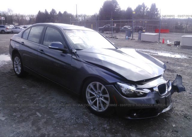 Inventory #563567052 2016 BMW 320