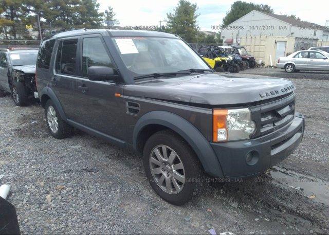 Inventory #190908436 2005 Land Rover LR3