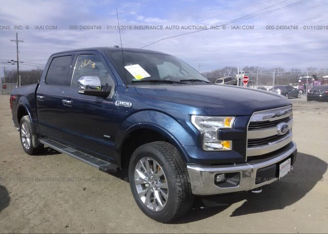 Inventory #641456953 2016 FORD F150