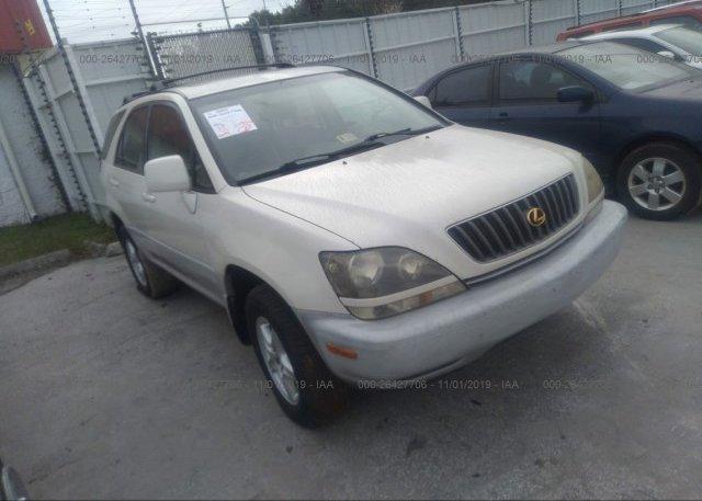 Inventory #569298255 2000 Lexus RX