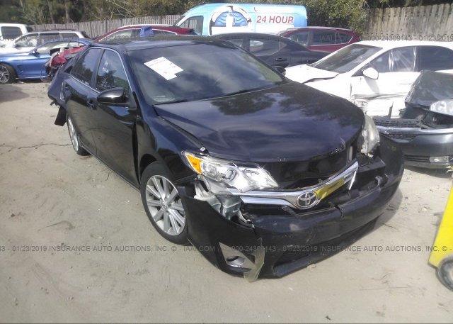 Inventory #107653500 2012 Toyota CAMRY