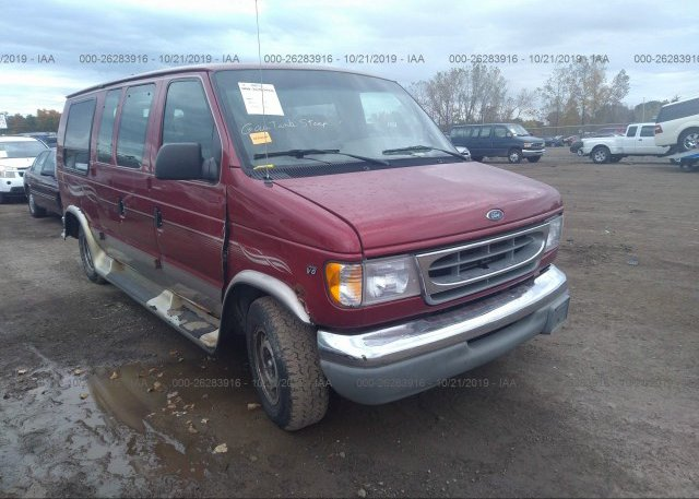 Inventory #211496819 2000 FORD ECONOLINE