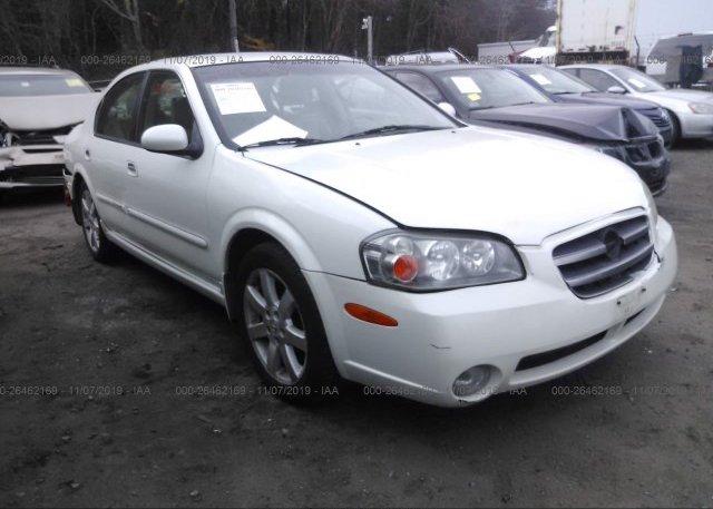 Inventory #224650251 2003 Nissan MAXIMA