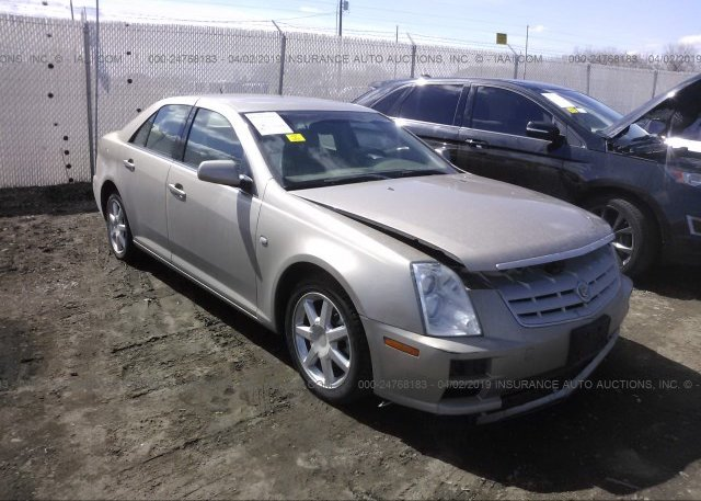 Inventory #489546222 2005 Cadillac STS