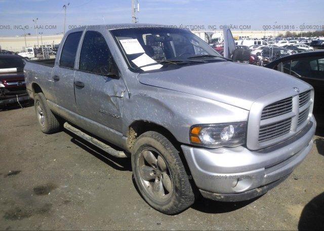 Inventory #615934047 2002 Dodge RAM 1500