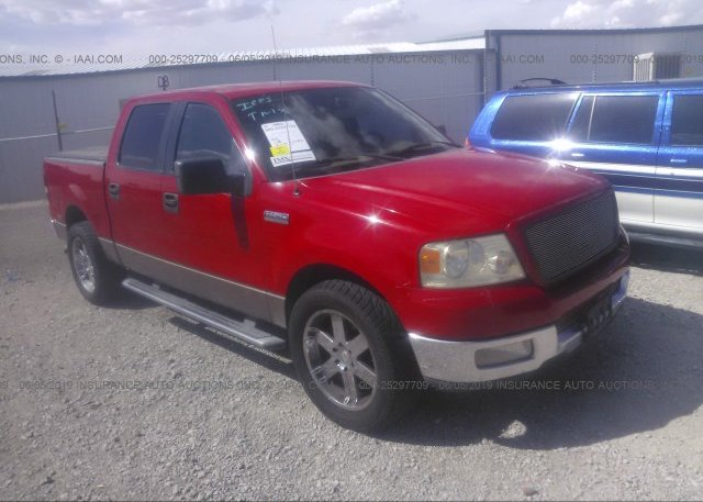 Inventory #745183930 2005 FORD F150