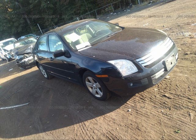 Inventory #878188506 2009 FORD FUSION