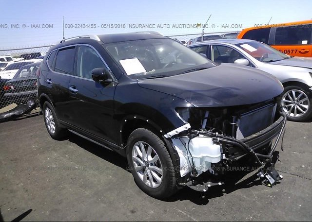 Inventory #757384886 2017 Nissan ROGUE