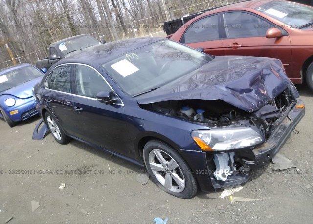 Inventory #173696785 2013 Volkswagen PASSAT