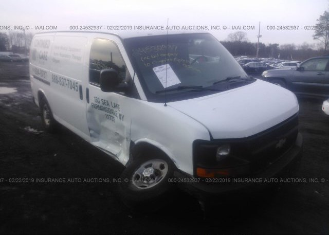 Inventory #703199503 2010 Chevrolet EXPRESS G2500