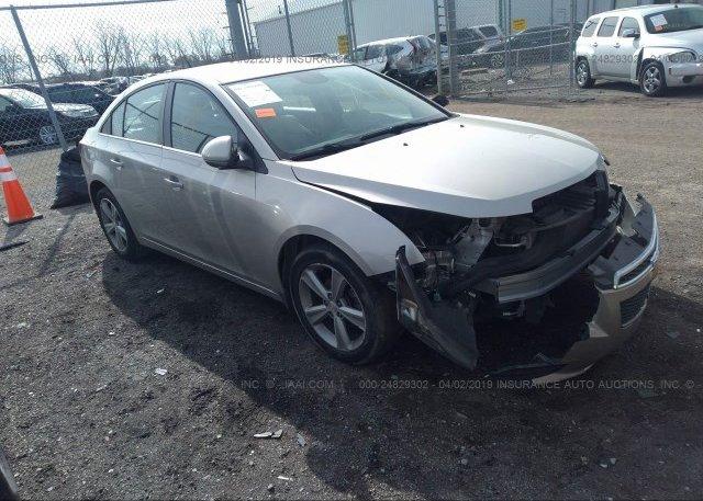 Inventory #369173854 2014 Chevrolet CRUZE