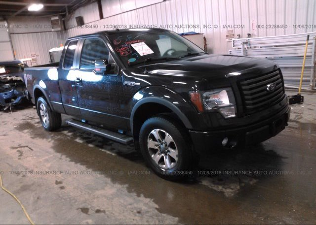 Inventory #505593431 2012 FORD F150
