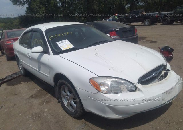 Inventory #781555571 2000 FORD TAURUS