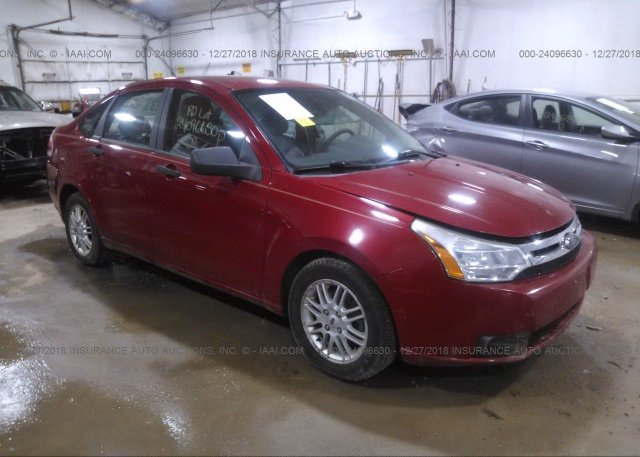 Inventory #949082786 2009 FORD FOCUS