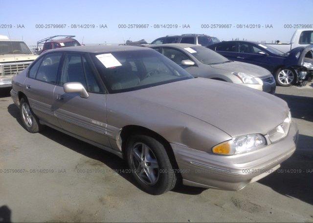 Inventory #918598547 1998 PONTIAC BONNEVILLE