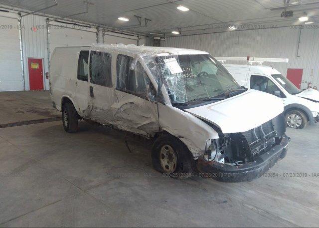 Inventory #312450047 2011 Chevrolet EXPRESS G3500