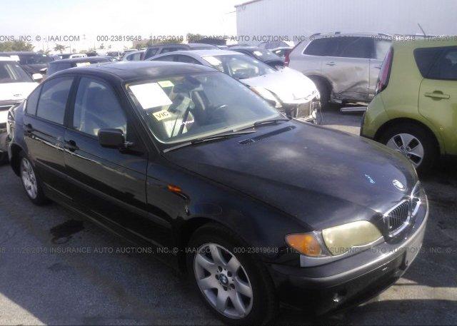 Inventory #864356707 2003 BMW 325