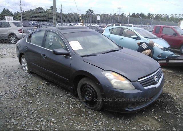 Inventory #615158018 2009 Nissan ALTIMA