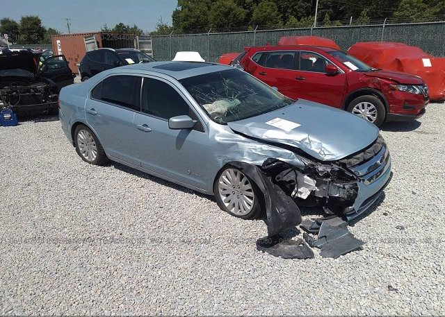 Inventory #534622043 2010 FORD FUSION