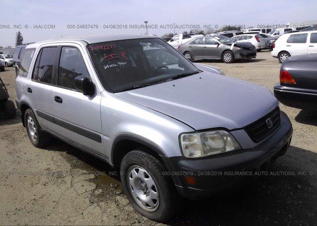 Inventory #953940700 2001 Honda CR-V