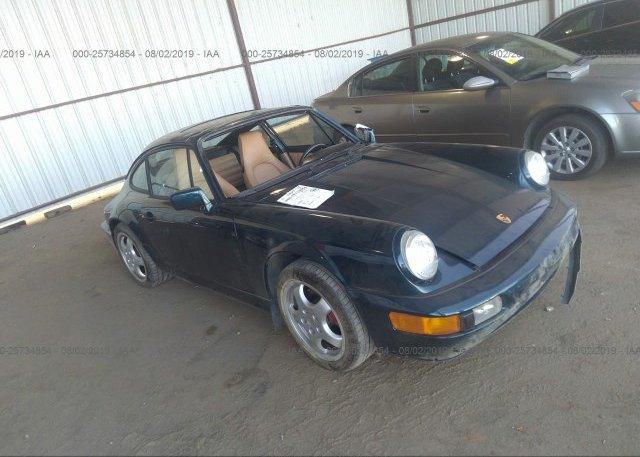 Inventory #997410592 1991 Porsche 911
