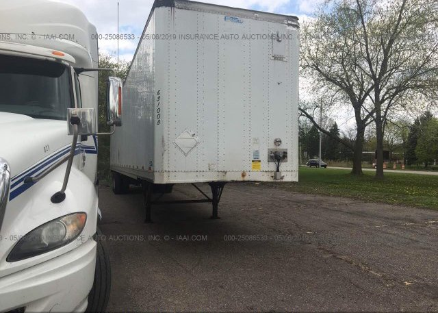 Inventory #718104089 2006 STOUGHTON TRAILERS INC VAN